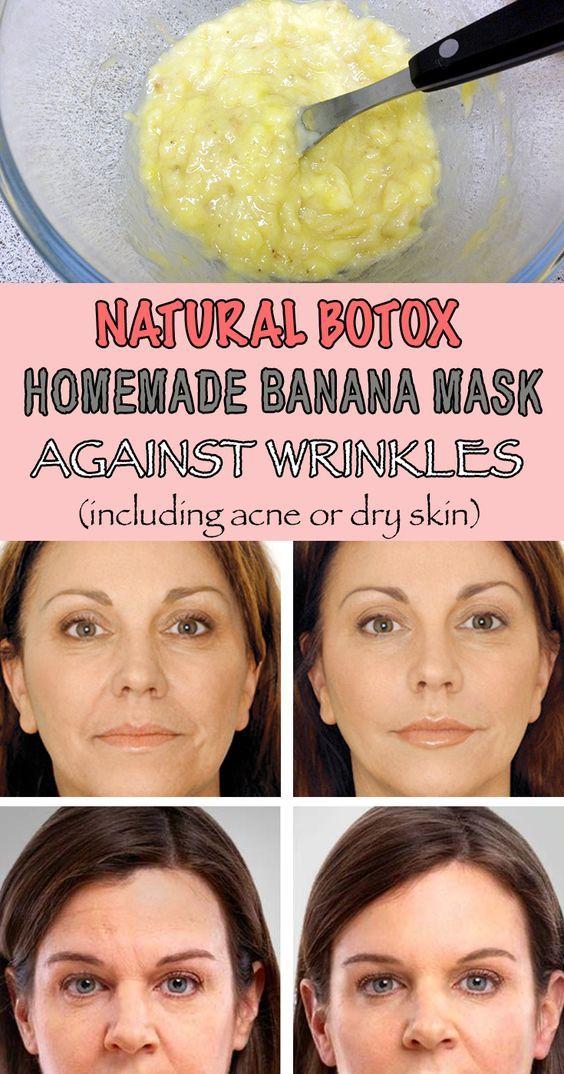 Id e pour soin du vsage et acn botox naturel masque Masque maison contre les boutons