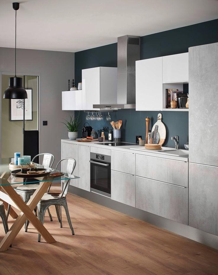 id e relooking cuisine comment bien am nager une cuisine. Black Bedroom Furniture Sets. Home Design Ideas
