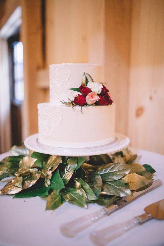 Pièce Montée 2017 Gâteau De Mariage Simple Gâteau Blanc