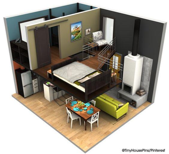 plans maison en photos 2018 comment optimiser le rangement sous les combles r ve de. Black Bedroom Furniture Sets. Home Design Ideas