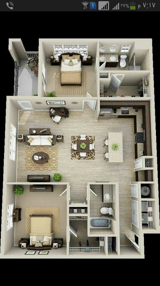 plans maison en photos 2018 house living room bedroom feng shui design. Black Bedroom Furniture Sets. Home Design Ideas