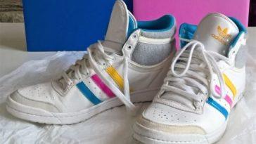 Tendance Basket 2017 Je Viens De Mettre En Vente Cet Article Baskets Adidas 3000 EUR Videdres