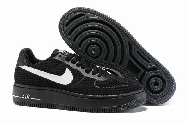 Air Force One Black Noir Bleu Nike Air Force 1 Blanche Homme