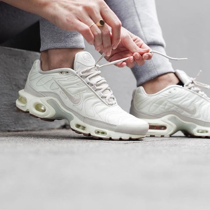 lowest price 17f0f c22ac Tendance Chaussures 2017 - Sneakers women - Nike Air Max plus ...