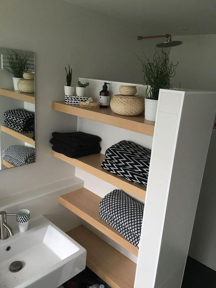 Idée décoration Salle de bain - 25 Brilliant Built-in ...