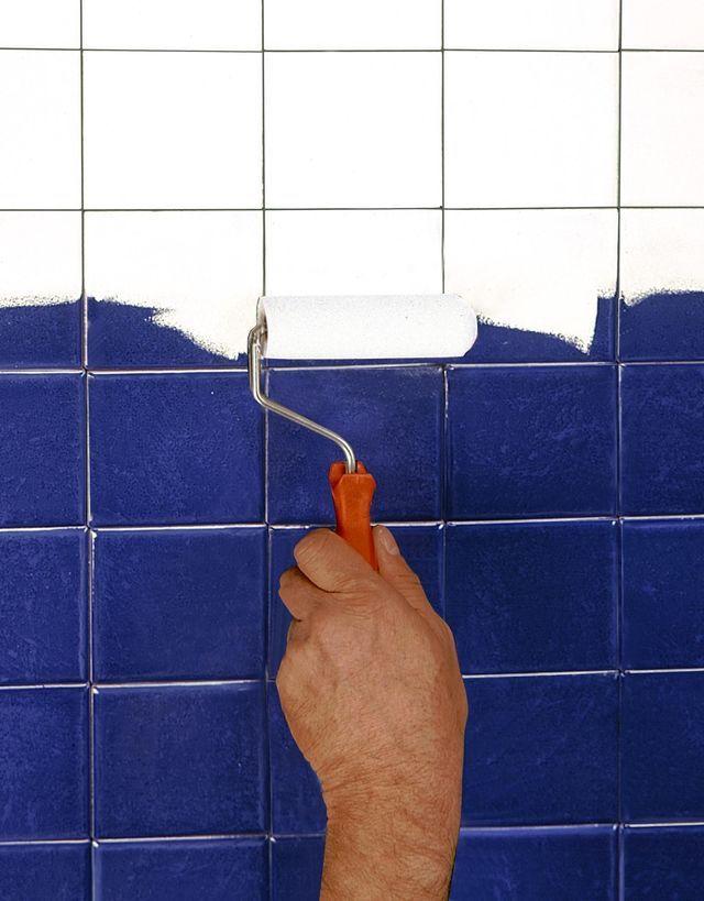Idee Decoration Salle De Bain Peinture Sans Solvant A Base