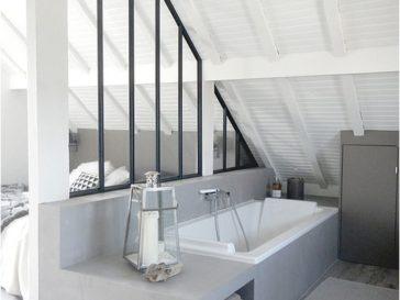 id e d coration salle de bain sobrado foi reformado e. Black Bedroom Furniture Sets. Home Design Ideas