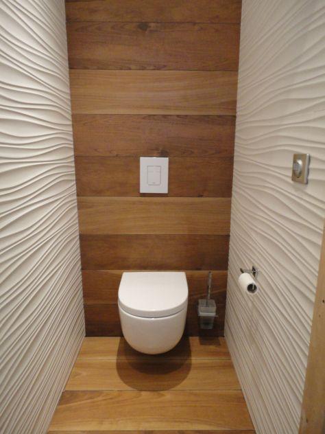 Idée décoration Salle de bain - Wc suspendu ... - ListSpirit.com ...