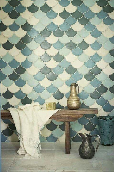Idée décoration Salle de bain - carrelage-mosaique-salle ...