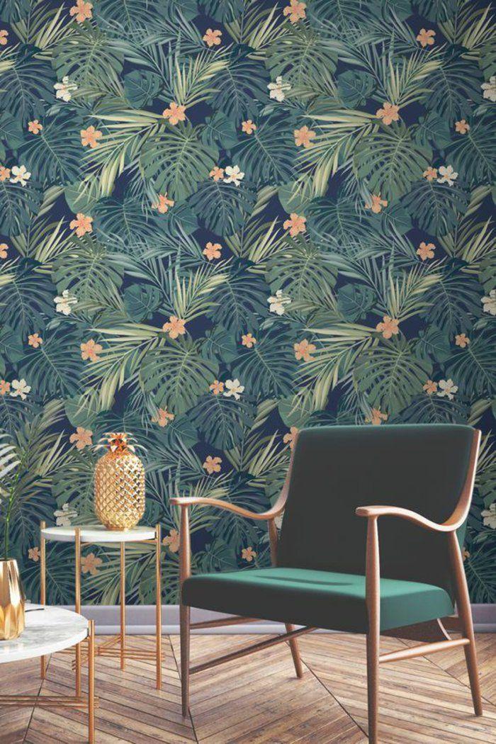 Idee Decoration Salle De Bain Deco Verte Revetement