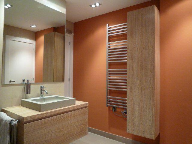 Idée décoration Salle de bain - peinture pour salle de bain ...