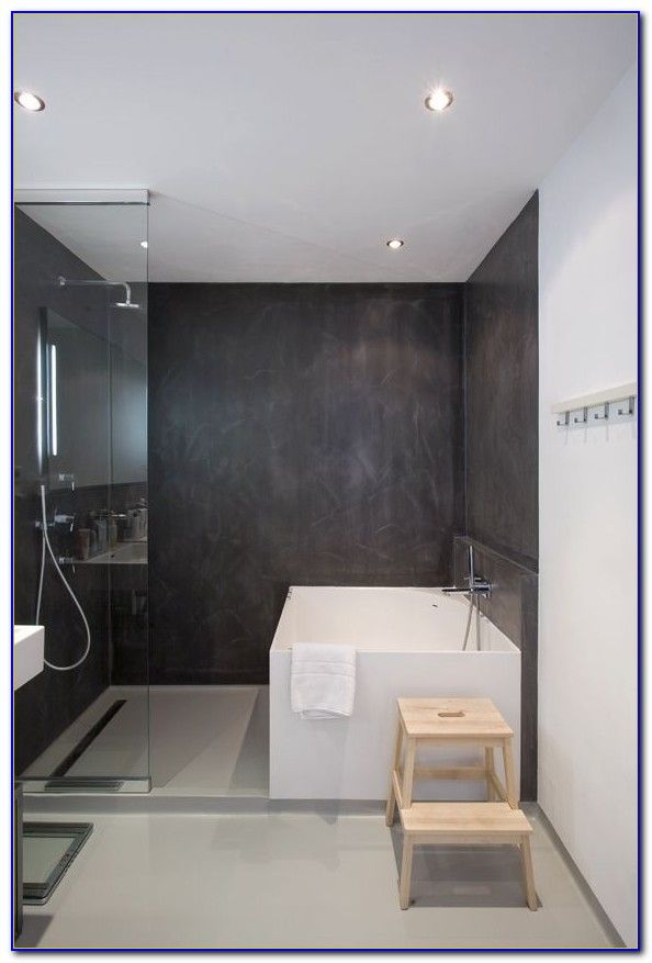 Plans maison en photos 2018 petite salle de bain avec - Petite salle de bain avec douche a l italienne ...