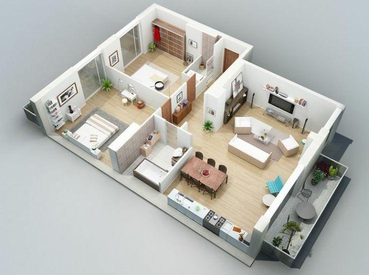 Superieur Description. Plan De Maison Et Architecture 3D