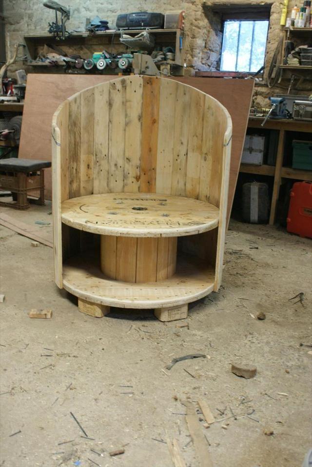 Diy Crafts 31 Diy Pallet Chair Ideas Pallet Furniture