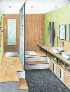 Solution Petite Salle De Bain idée décoration salle de bain - solution aménagement petite salle de