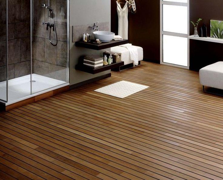 id e d coration salle de bain parquet salle de bain pont. Black Bedroom Furniture Sets. Home Design Ideas