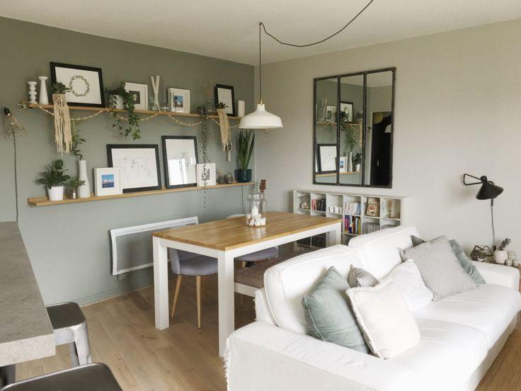 Salon cocooning salon scandinave décoration salon listspirit