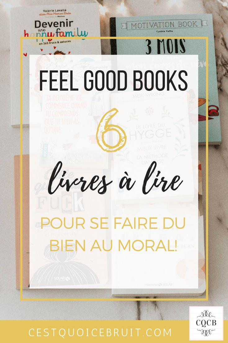 Citation 6 Livres Feel Good à Lire Feelgood Livres