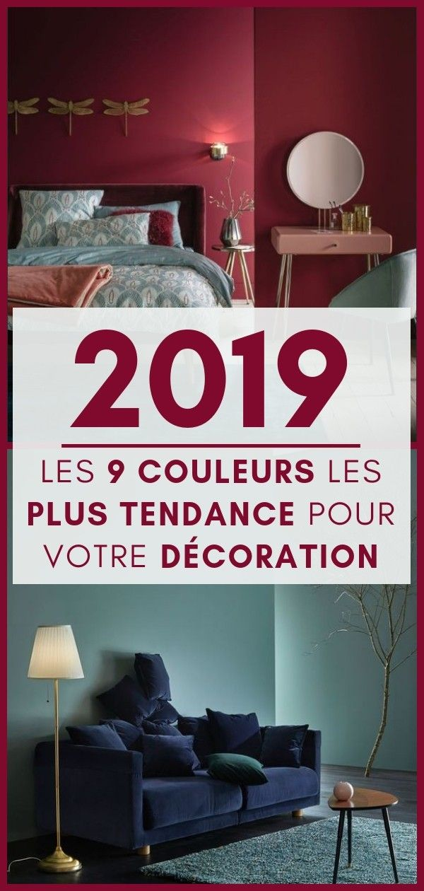 d co salon les 9 couleurs tendance pour 2019 comment les adopter dans votre d co. Black Bedroom Furniture Sets. Home Design Ideas