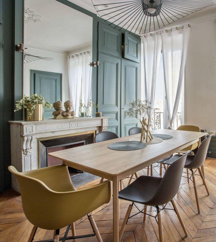 Déco Salon - Une pièce à vivre élégante et lumineuse - ListSpirit ...