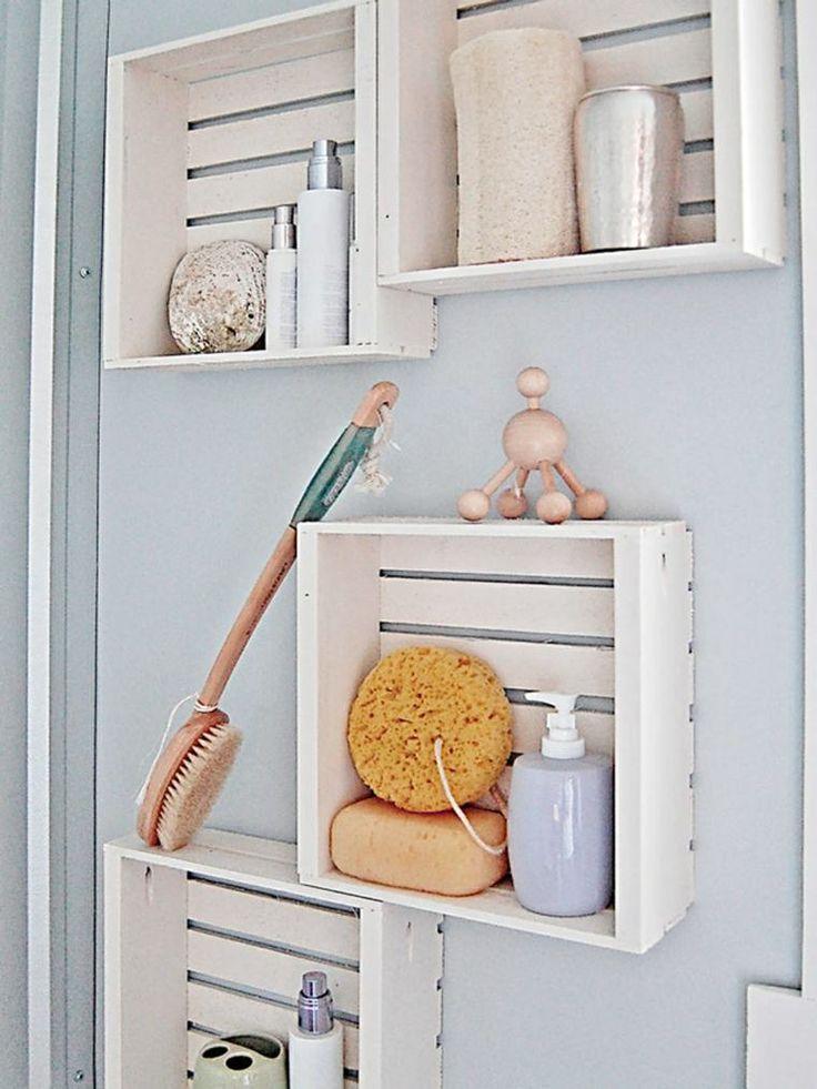 id e d coration salle de bain mobilier pas cher etageres. Black Bedroom Furniture Sets. Home Design Ideas