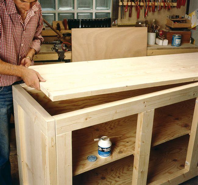 Plans Maison En Photos 2018 - Comment fabriquer un meuble ...