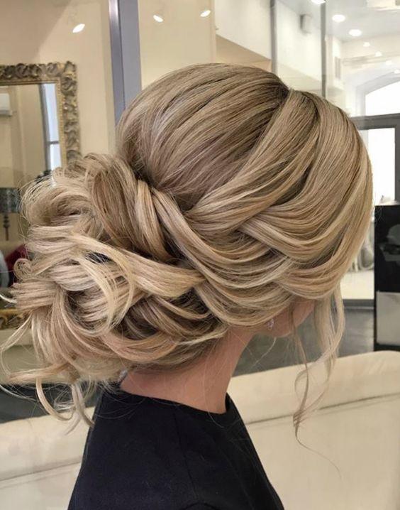 Idées Coupe cheveux Pour Femme 2017 / 2018 - 36 coiffures de mariage les plus à la mode ...