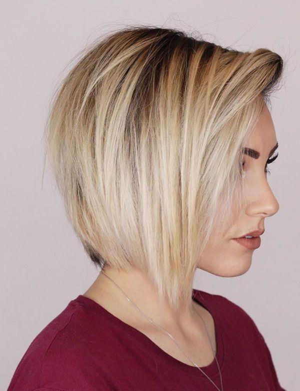 Idées Coupe Cheveux Pour Femme 2017 2018 40 Coiffures