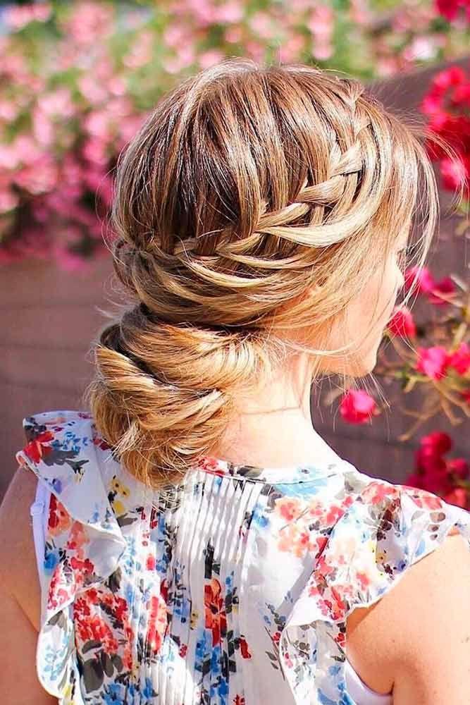 Nouvelle Tendance Coiffures Pour Femme 2017 / 2018 - 30 styles de cheveux et coupes de longueur ...