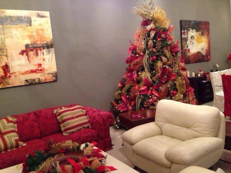 Image De Decoration De Noel.Tendances Dans La Decoration Des Arbres De Noel 2019 2020